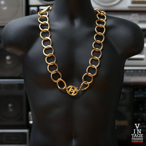 Vintage Chanel CH210 Chain