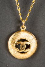 Vintage Chanel CHAN-158 Chain Closeup, Chanel