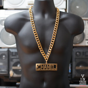 Vintage Chanel CH204 Chain