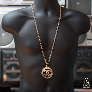 Vintage Chanel CH217 Chain