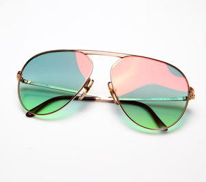 Christian Dior 2536 40 (Eggplant Lime Multi Flash Flat Lens) Thumbnail