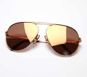 Christian Dior 2536 40 (Gold Dust Flash Gold Flat Lens) Thumbnail