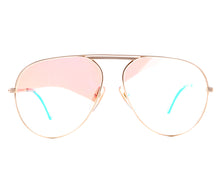 Christian Dior 2536 40 (Yellow Multi Flash Flat Lens) Front