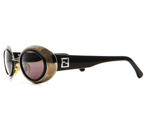 Fendi SL 7112 672, Fendi, glasses frames, eyeglasses online, eyeglass frames, mens glasses, womens glasses, buy glasses online, designer eyeglasses, vintage sunglasses, retro sunglasses, vintage glasses, sunglass, eyeglass, glasses, lens, vintage frames company, vf