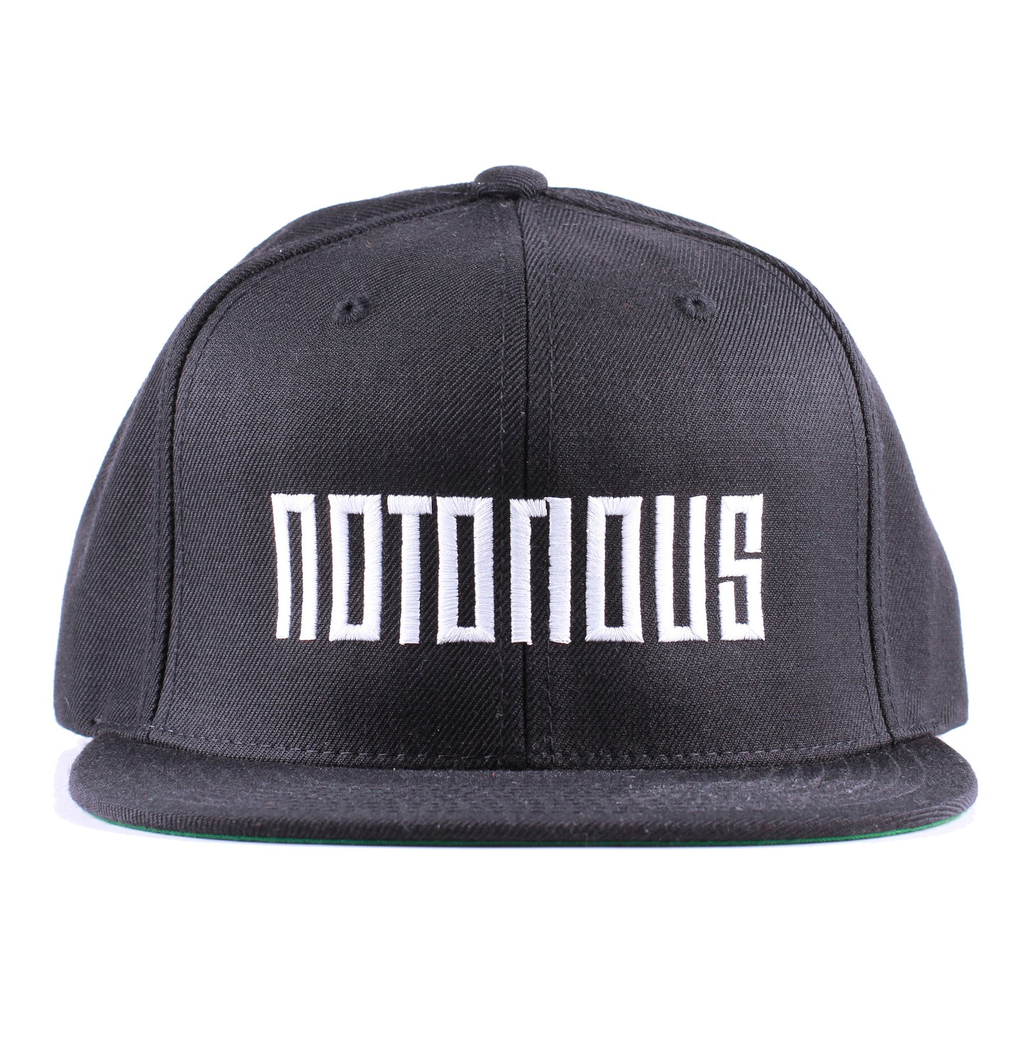 Vintage Frames Company Notorious Black/White Snapback Front