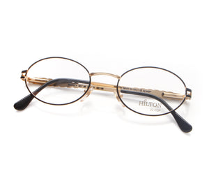 , Vintage Hilton Bentley 66 01 22 KGP, Hilton, glasses frames, eyeglasses online, eyeglass frames, mens glasses, womens glasses, buy glasses online, designer eyeglasses, vintage sunglasses, retro sunglasses, vintage glasses, sunglass, eyeglass, glasses, lens, vintage frames company, vf