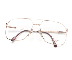 Vintage Hilton Class 006 020 E39 24KT Thumb, Hilton, glasses frames, eyeglasses online, eyeglass frames, mens glasses, womens glasses, buy glasses online, designer eyeglasses, vintage sunglasses, retro sunglasses, vintage glasses, sunglass, eyeglass, glasses, lens, vintage frames company, vf
