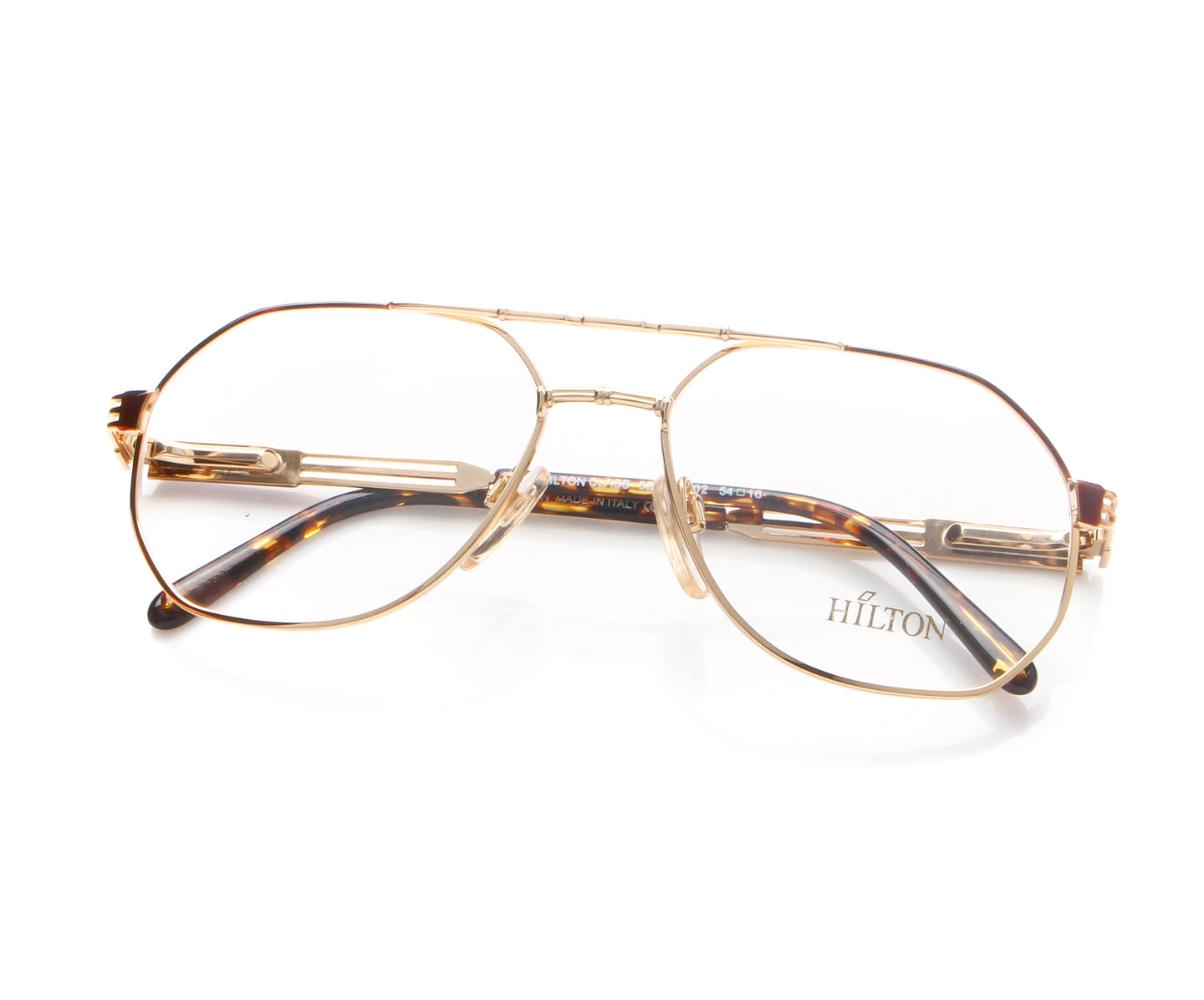 Vintage Hilton Class 52 02 22 KGP, Hilton , glasses frames, eyeglasses online, eyeglass frames, mens glasses, womens glasses, buy glasses online, designer eyeglasses, vintage sunglasses, retro sunglasses, vintage glasses, sunglass, eyeglass, glasses, lens, vintage frames company, vf