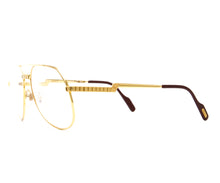 Vintage Hilton Exclusive 021 1 24KT Side, Hilton, glasses frames, eyeglasses online, eyeglass frames, mens glasses, womens glasses, buy glasses online, designer eyeglasses, vintage sunglasses, retro sunglasses, vintage glasses, sunglass, eyeglass, glasses, lens, vintage frames company, vf