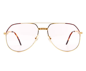 Vintage Hilton Exclusive 021 2 24KT Front, Hilton, glasses frames, eyeglasses online, eyeglass frames, mens glasses, womens glasses, buy glasses online, designer eyeglasses, vintage sunglasses, retro sunglasses, vintage glasses, sunglass, eyeglass, glasses, lens, vintage frames company, vf