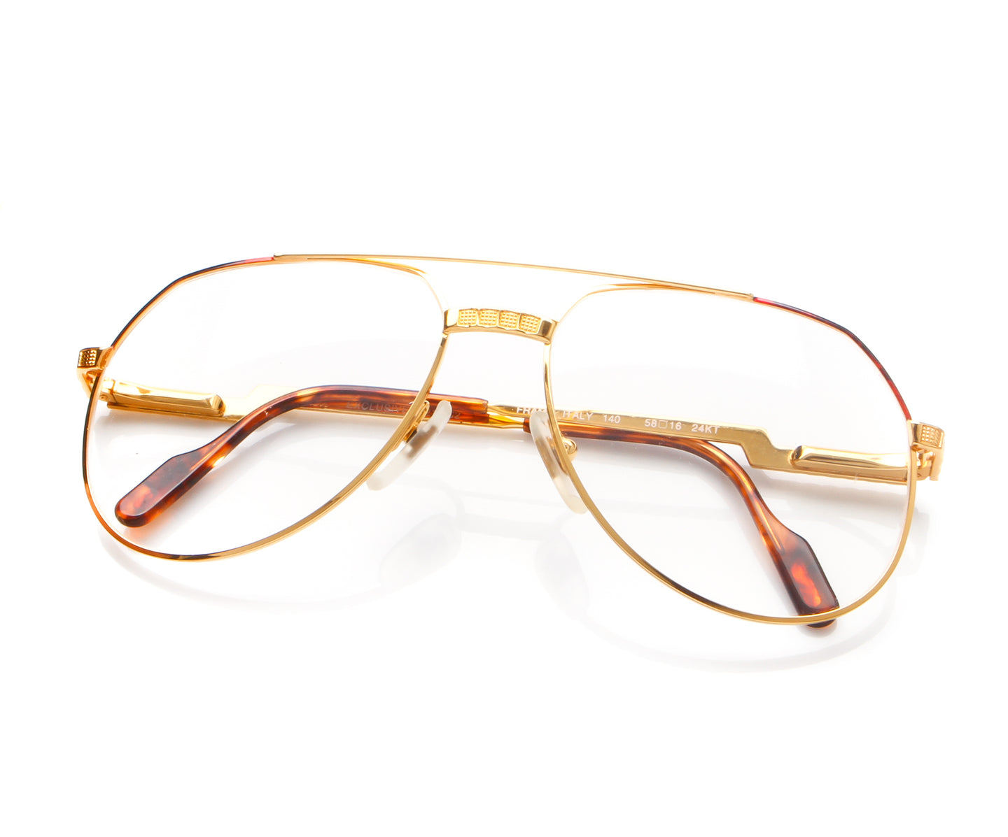 Vintage Hilton Exclusive 021 2 24KT Thumb, Hilton , glasses frames, eyeglasses online, eyeglass frames, mens glasses, womens glasses, buy glasses online, designer eyeglasses, vintage sunglasses, retro sunglasses, vintage glasses, sunglass, eyeglass, glasses, lens, vintage frames company, vf