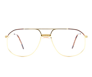 Vintage Hilton Exclusive 024 2 24KT Front, Hilton, glasses frames, eyeglasses online, eyeglass frames, mens glasses, womens glasses, buy glasses online, designer eyeglasses, vintage sunglasses, retro sunglasses, vintage glasses, sunglass, eyeglass, glasses, lens, vintage frames company, vf