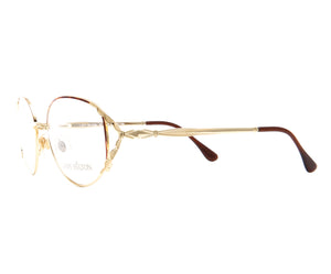 Vintage Hilton Lady Hilton 42 04 22 KGP Side, Hilton, glasses frames, eyeglasses online, eyeglass frames, mens glasses, womens glasses, buy glasses online, designer eyeglasses, vintage sunglasses, retro sunglasses, vintage glasses, sunglass, eyeglass, glasses, lens, vintage frames company, vf