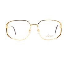 Vintage Hilton Lady Hilton 815 98D E7F 24KT,Hilton , glasses frames, eyeglasses online, eyeglass frames, mens glasses, womens glasses, buy glasses online, designer eyeglasses, vintage sunglasses, retro sunglasses, vintage glasses, sunglass, eyeglass, glasses, lens, vintage frames company, vf