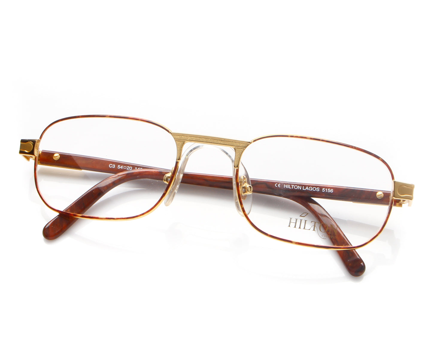 Vintage Hilton Lagos 5156 3 Thumb, Hilton , glasses frames, eyeglasses online, eyeglass frames, mens glasses, womens glasses, buy glasses online, designer eyeglasses, vintage sunglasses, retro sunglasses, vintage glasses, sunglass, eyeglass, glasses, lens, vintage frames company, vf