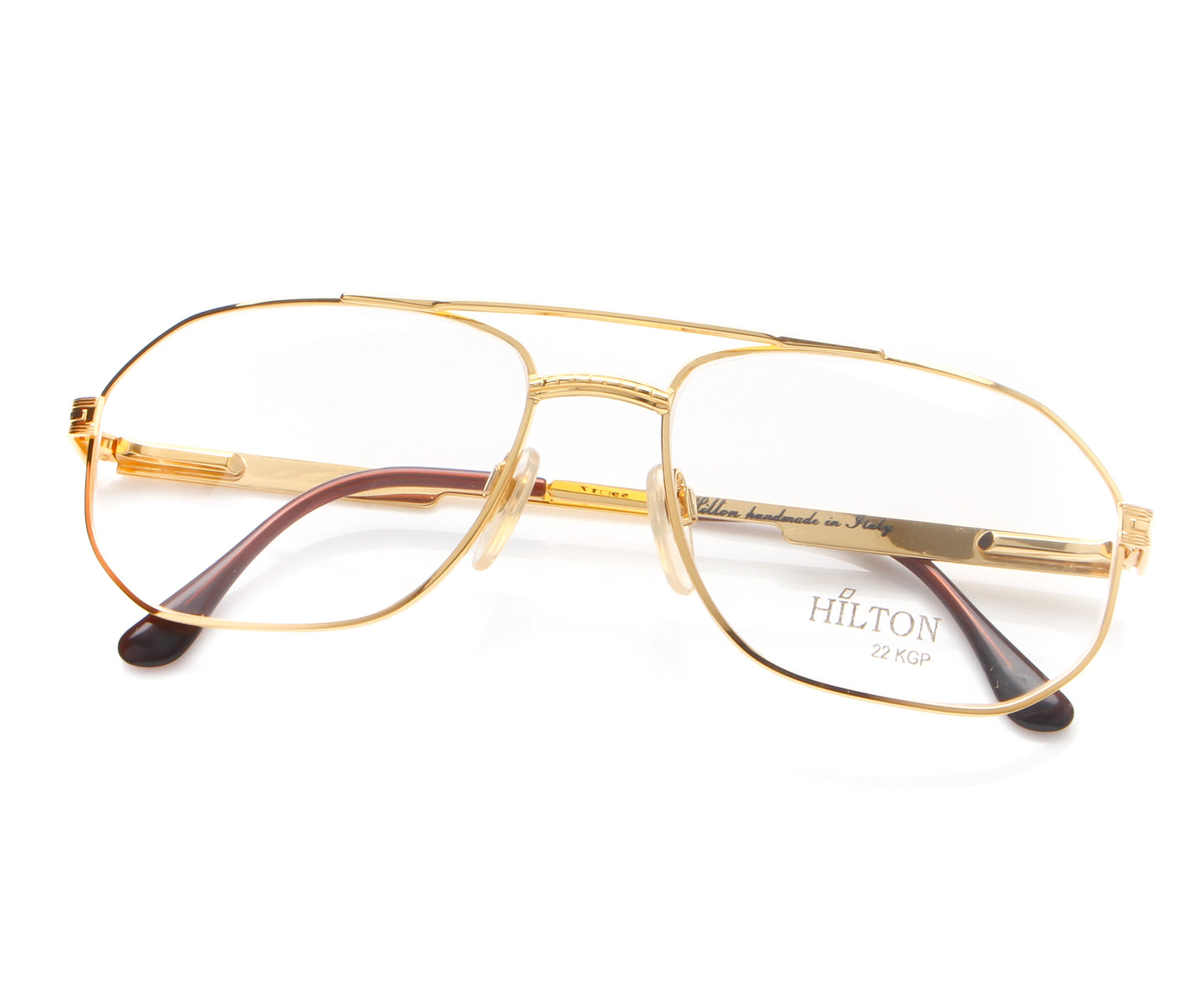 Vintage Hilton Manhattan 206 01 Thumb, Hilton , glasses frames, eyeglasses online, eyeglass frames, mens glasses, womens glasses, buy glasses online, designer eyeglasses, vintage sunglasses, retro sunglasses, vintage glasses, sunglass, eyeglass, glasses, lens, vintage frames company, vf