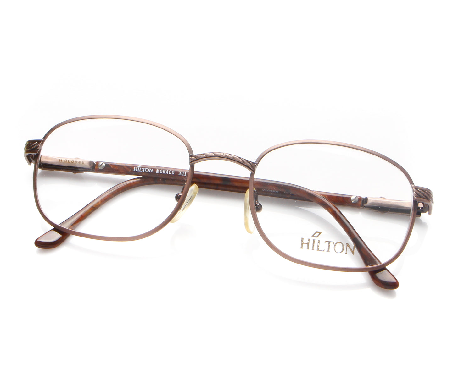 Vintage Hilton Monaco 301 4 Thumbnail, Hilton , glasses frames, eyeglasses online, eyeglass frames, mens glasses, womens glasses, buy glasses online, designer eyeglasses, vintage sunglasses, retro sunglasses, vintage glasses, sunglass, eyeglass, glasses, lens, vintage frames company, vf