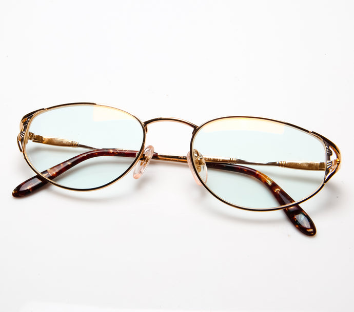 Paolo Gucci 7222 21k Gold Plated (Flash Gold Lens)