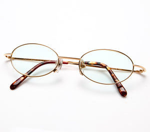 Paolo Gucci 7428R 21k Gold Plated (Flash Gold Lens)