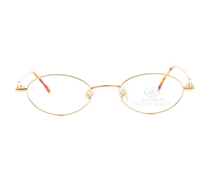 Paolo Gucci 7431R 21K Gold Plated (Clear Lens), Paolo Gucci, glasses frames, eyeglasses online, eyeglass frames, mens glasses, womens glasses, buy glasses online, designer eyeglasses, vintage sunglasses, retro sunglasses, vintage glasses, sunglass, eyeglass, glasses, lens, vintage frames company, vf