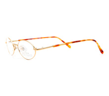 Paolo Gucci 7431R 21K Gold Plated (Clear Lens)