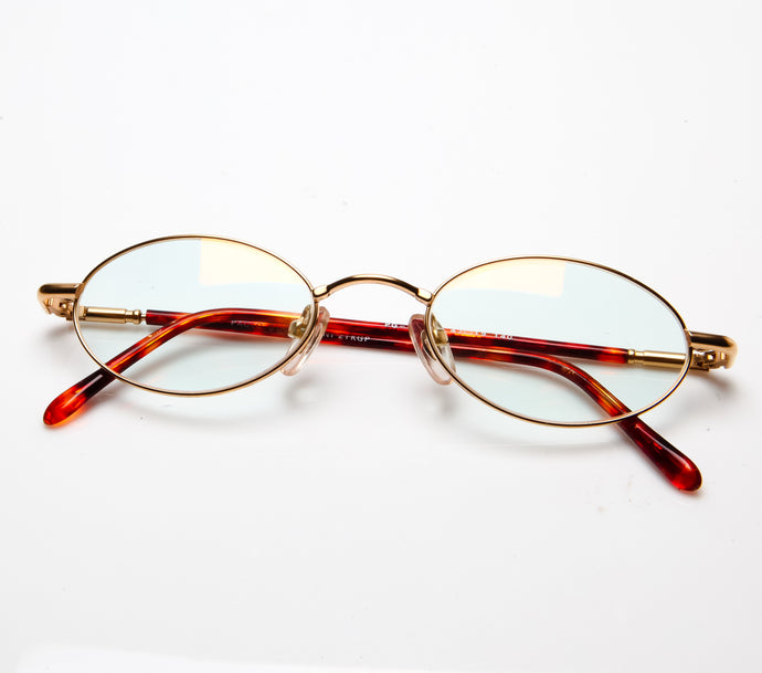 Paolo Gucci 7431R 21k Gold Plated (Flash Gold Lens)