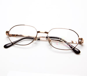 Paolo Gucci 8109 21k Gold Plated (Clear Lens)