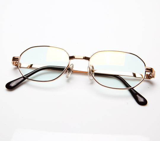 f3f76576b87 Paolo Gucci 8109 21k Gold Plated (Flash Gold Lens)