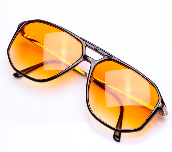 Vintage Frames Richardson 018R Orange Gradient