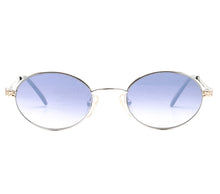 GianFranco Ferre GFF 238 (Grey Gradient Flash Blue Flat Lens)