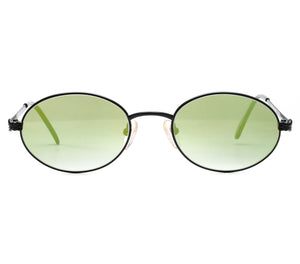 Gianfranco Ferré GFF 238 4MF (Moss Green Curved Lens), Gianfranco Ferré, glasses frames, eyeglasses online, eyeglass frames, mens glasses, womens glasses, buy glasses online, designer eyeglasses, vintage sunglasses, retro sunglasses, vintage glasses, sunglass, eyeglass, glasses, lens, vintage frames company, vf