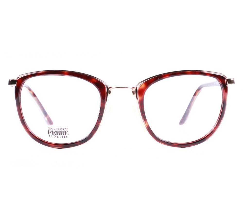 Gianfranco Ferrí© 60 06G Front, GianFranco Ferre , glasses frames, eyeglasses online, eyeglass frames, mens glasses, womens glasses, buy glasses online, designer eyeglasses, vintage sunglasses, retro sunglasses, vintage glasses, sunglass, eyeglass, glasses, lens, vintage frames company, vf