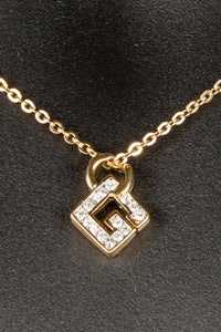 Vintage Givenchy GIV-022 Chain Closeup