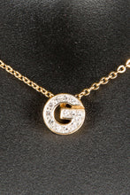 Vintage Givenchy GIV-023 Chain Closeup, Givenchy