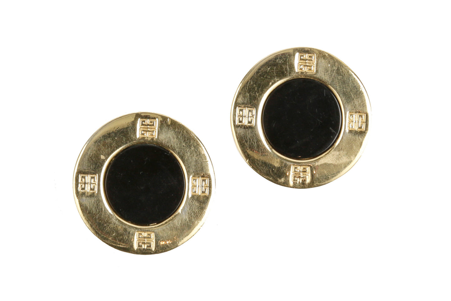 Vintage Givenchy GIV-042 Earrings