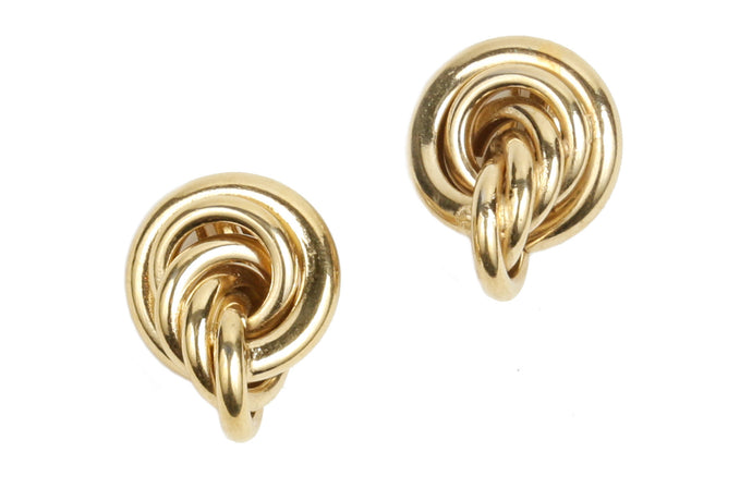Vintage Givenchy GIV-051 Earrings