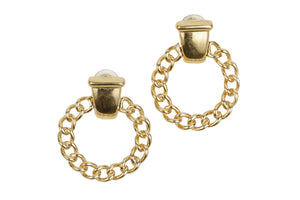 Vintage Givenchy GIV-089 Earrings