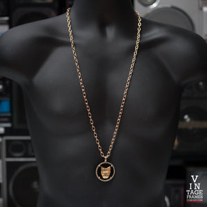 Vintage Givenchy GV083 Chain Closeup