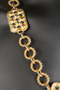 Vintage Gucci GCC-030 Chain Closeup
