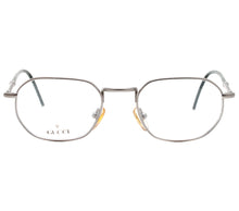 Gucci 1264 RN1 Front, Gucci, glasses frames, eyeglasses online, eyeglass frames, mens glasses, womens glasses, buy glasses online, designer eyeglasses, vintage sunglasses, retro sunglasses, vintage glasses, sunglass, eyeglass, glasses, lens, vintage frames company, vf