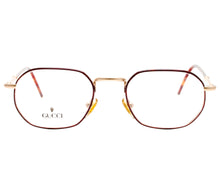 Gucci 1264 RN2 Front, Gucci, glasses frames, eyeglasses online, eyeglass frames, mens glasses, womens glasses, buy glasses online, designer eyeglasses, vintage sunglasses, retro sunglasses, vintage glasses, sunglass, eyeglass, glasses, lens, vintage frames company, vf