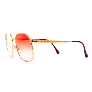 Vintage Hilton Class 10 995 (Red Gradient) Side, Hilton, glasses frames, eyeglasses online, eyeglass frames, mens glasses, womens glasses, buy glasses online, designer eyeglasses, vintage sunglasses, retro sunglasses, vintage glasses, sunglass, eyeglass, glasses, lens, vintage frames company, vf