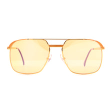 Vintage Hilton Class 10 995 (Amber) Front, Hilton, glasses frames, eyeglasses online, eyeglass frames, mens glasses, womens glasses, buy glasses online, designer eyeglasses, vintage sunglasses, retro sunglasses, vintage glasses, sunglass, eyeglass, glasses, lens, vintage frames company, vf