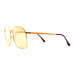 Vintage Hilton Class 10 995 (Honey) Side, Hilton, glasses frames, eyeglasses online, eyeglass frames, mens glasses, womens glasses, buy glasses online, designer eyeglasses, vintage sunglasses, retro sunglasses, vintage glasses, sunglass, eyeglass, glasses, lens, vintage frames company, vf