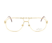 Vintage Hilton Class 703 1 24KT Front, Hilton, glasses frames, eyeglasses online, eyeglass frames, mens glasses, womens glasses, buy glasses online, designer eyeglasses, vintage sunglasses, retro sunglasses, vintage glasses, sunglass, eyeglass, glasses, lens, vintage frames company, vf