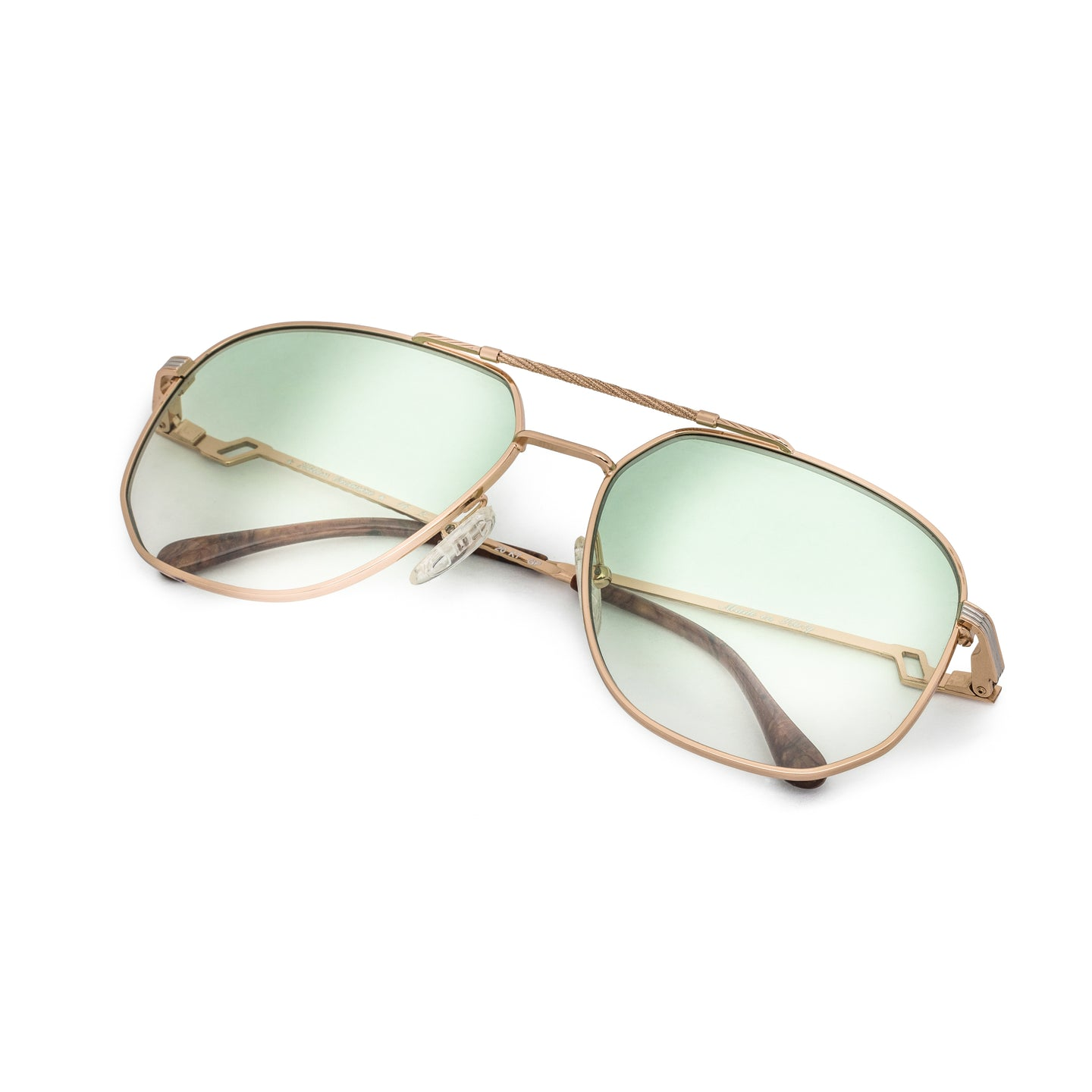 Vintage Hilton Exclusive 14 2 (Pastel Green) Thumbnail, Hilton , glasses frames, eyeglasses online, eyeglass frames, mens glasses, womens glasses, buy glasses online, designer eyeglasses, vintage sunglasses, retro sunglasses, vintage glasses, sunglass, eyeglass, glasses, lens, vintage frames company, vf