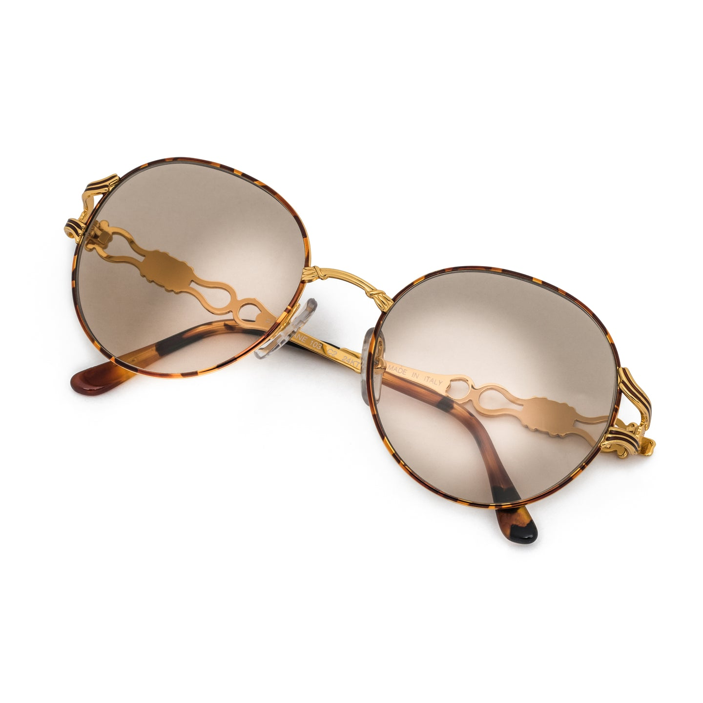 Vintage Hilton Parklane 103 C2 (Gold Dust) Thumbnail, Hilton , glasses frames, eyeglasses online, eyeglass frames, mens glasses, womens glasses, buy glasses online, designer eyeglasses, vintage sunglasses, retro sunglasses, vintage glasses, sunglass, eyeglass, glasses, lens, vintage frames company, vf