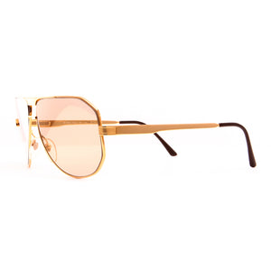 Vintage Hilton Special 7 1 (Gold Dust) Side, Hilton, glasses frames, eyeglasses online, eyeglass frames, mens glasses, womens glasses, buy glasses online, designer eyeglasses, vintage sunglasses, retro sunglasses, vintage glasses, sunglass, eyeglass, glasses, lens, vintage frames company, vf