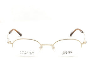 Jean Paul Gaultier 55-0031 1 Titanium-P Front, Jean Paul Gaultier, glasses frames, eyeglasses online, eyeglass frames, mens glasses, womens glasses, buy glasses online, designer eyeglasses, vintage sunglasses, retro sunglasses, vintage glasses, sunglass, eyeglass, glasses, lens, vintage frames company, vf
