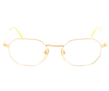 Jean Paul Gaultier 55 2179 1 Gold Plated Front